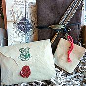 Подарочные боксы ручной работы. Ярмарка Мастеров - ручная работа Набор по мотивам Гарри Поттера. Handmade.