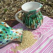 Посуда ручной работы. Ярмарка Мастеров - ручная работа Merry-go-round Сет из двух предметов. Handmade.