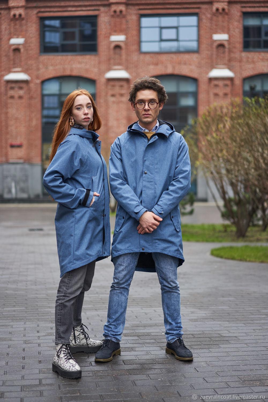 Waterproof bamboo membrane jacket, Outerwear Jackets, St. Petersburg,  Фото №1
