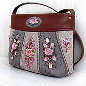 Сумки и аксессуары handmade. Livemaster - original item Crossbody bag: Become such a Victorian. Handmade.