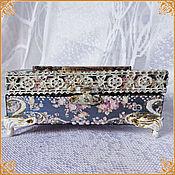 """Для дома и интерьера handmade. Livemaster - original item Casket """"Original"""". Handmade."""