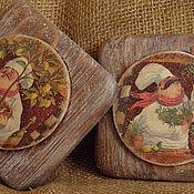 """Для дома и интерьера ручной работы. Ярмарка Мастеров - ручная работа Панно """"Buon appetito!"""". Handmade."""