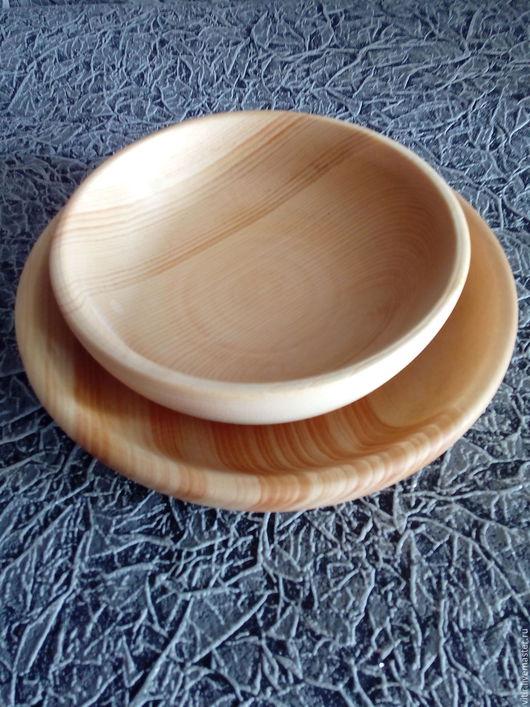 """Тарелки ручной работы. Ярмарка Мастеров - ручная работа. Купить Набор посуды,,Маша и медведь"""". Handmade. Белый, подарок женщине"""