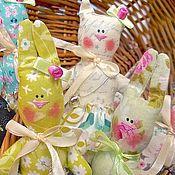 Куклы и игрушки ручной работы. Ярмарка Мастеров - ручная работа Зайцы , Медведи , Друзья  !!!. Handmade.