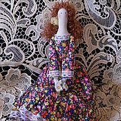Куклы и игрушки ручной работы. Ярмарка Мастеров - ручная работа Кукла Тильда интерьерная. Handmade.