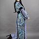 Платья ручной работы. Ярмарка Мастеров - ручная работа. Купить VACANZE ROMANE-876. Handmade. Авторский дизайн, длинное платье