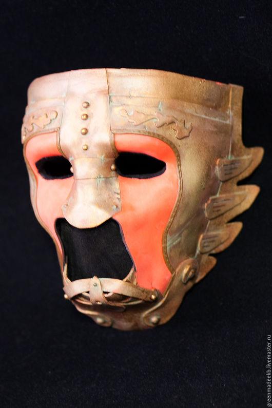 Ролевые игры ручной работы. Ярмарка Мастеров - ручная работа. Купить маска Легионер. Handmade. Комбинированный, пластик