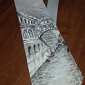 Свадебный салон handmade. Livemaster - original item Tie