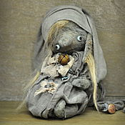 Куклы и игрушки ручной работы. Ярмарка Мастеров - ручная работа Нокла Shully. Handmade.