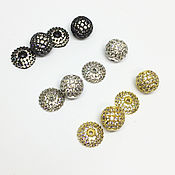 """Набор для серег """"Blazing beads""""  Милано"""