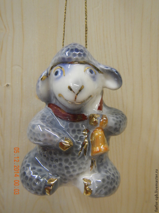 Новый год 2017 ручной работы. Ярмарка Мастеров - ручная работа. Купить сувенир на Новый Год 2015. Handmade. Елочные игрушки