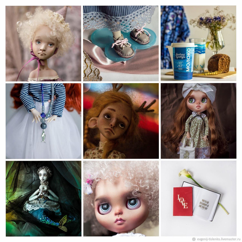 Куклы блайз, авторские куклы, рекламные фотографии, Фото, Санкт-Петербург,  Фото №1