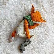 Куклы и игрушки ручной работы. Ярмарка Мастеров - ручная работа Little Friend. Handmade.