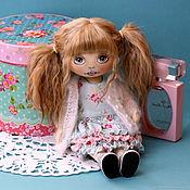 Куклы и пупсы ручной работы. Ярмарка Мастеров - ручная работа Текстильная кукла. Кукла коллекционная. Кукла.. Handmade.