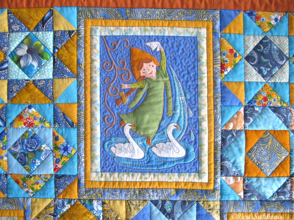Картинки, лоскутные картинки из сказок