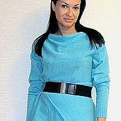 Одежда ручной работы. Ярмарка Мастеров - ручная работа Кардиган-трансформер. Handmade.