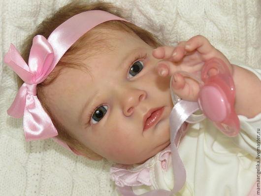 Куклы-младенцы и reborn ручной работы. Ярмарка Мастеров - ручная работа. Купить кукла реборн Саби. Handmade. Реборн