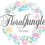 Floral Jungle - бумажный декор - Ярмарка Мастеров - ручная работа, handmade