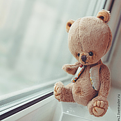 Куклы и игрушки ручной работы. Ярмарка Мастеров - ручная работа Тед. Handmade.