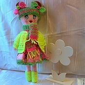 Куклы и игрушки ручной работы. Ярмарка Мастеров - ручная работа Кукла Мишка. Handmade.