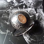 Украшения handmade. Livemaster - original item Sungrass Ring. Handmade.