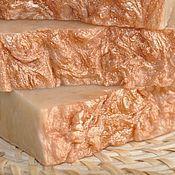 """Косметика ручной работы. Ярмарка Мастеров - ручная работа """"Кокосовый пломбир"""" натуральное мыло ручной работы. Handmade."""