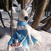 Куклы и игрушки ручной работы. Ярмарка Мастеров - ручная работа Оленёнок Рудольф. Handmade.