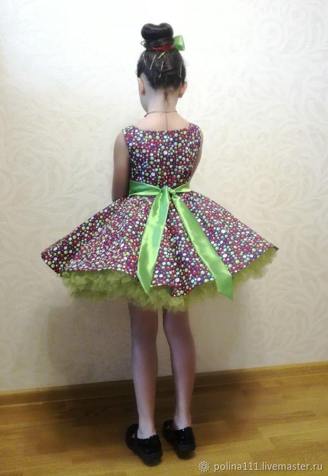"""Платье для выпускного """"стиляги"""""""