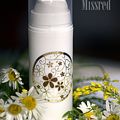 Косметика ручной работы handmade. Livemaster - original item DMS - cream. Recovery. For sensitivity. skin. Recipe No. 3.. Handmade.