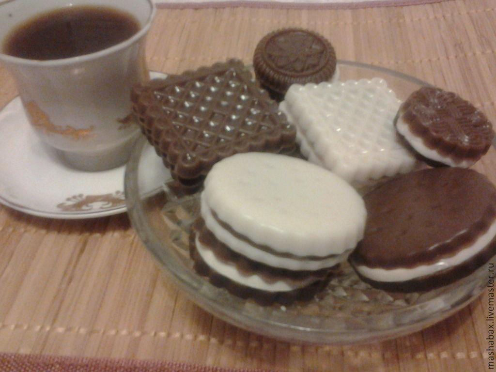 soap cookies with cream filling, Soap, Krasnodar,  Фото №1