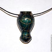 Украшения handmade. Livemaster - original item Wooden pendant for Essential oils Aromacare (Birch) Aromatherapy. Handmade.