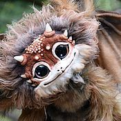 Куклы и игрушки ручной работы. Ярмарка Мастеров - ручная работа малыш дракончик. Handmade.