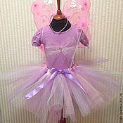 Одежда ручной работы. Ярмарка Мастеров - ручная работа Новогодний костюм бабочки. Handmade.