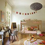 Для дома и интерьера ручной работы. Ярмарка Мастеров - ручная работа №18. Двухъярусная кровать. Handmade.