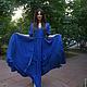 Платья ручной работы. Платье с юбкой-солнце в пол. Нюткин. Интернет-магазин Ярмарка Мастеров. Платье в пол, платье, штапель