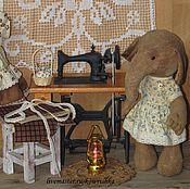 Куклы и игрушки ручной работы. Ярмарка Мастеров - ручная работа Слоники. Дачные истории. Handmade.