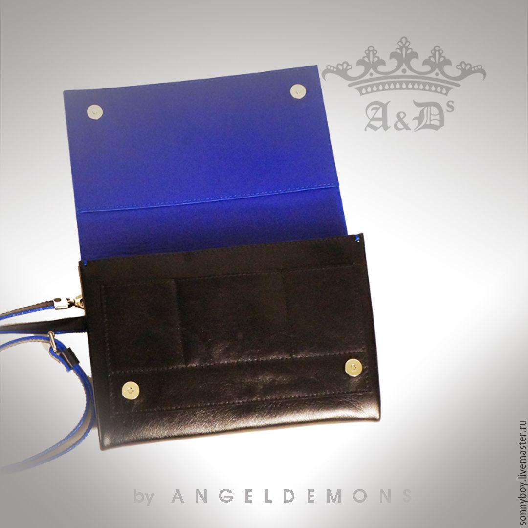 74d13325cde9 Сумка-портмоне AD s Nature Blue Big – купить в интернет-магазине на ...