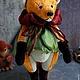 Мишки Тедди ручной работы. Тедди Lisssssss. Teddy & Co (teddykazan). Интернет-магазин Ярмарка Мастеров. Лис, плюш