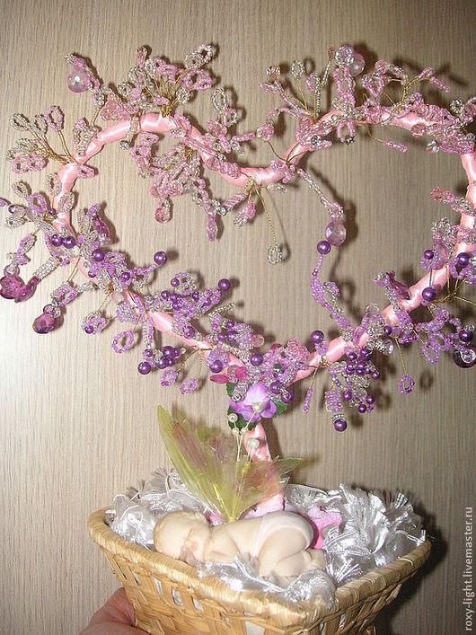 Персональные подарки ручной работы. Ярмарка Мастеров - ручная работа. Купить нежность. Handmade. Розовый, лоза, подарок, романтика, лоза