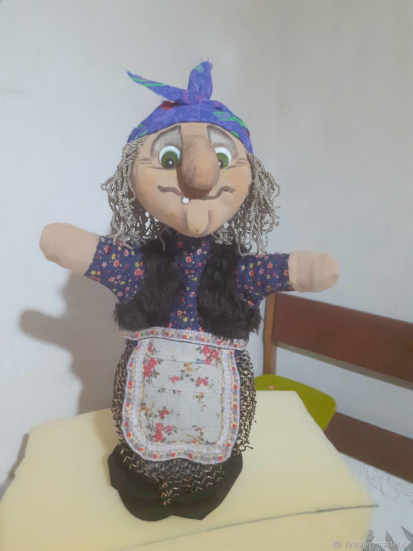 Перчаточная кукла, Кукольный театр, Калуга,  Фото №1