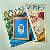 Винтаж handmade. Livemaster - original item The magazine