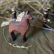 Вальдорфские куклы и звери ручной работы. Ярмарка Мастеров - ручная работа Конь. Handmade.