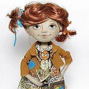 Куклы и игрушки ручной работы. Ярмарка Мастеров - ручная работа ПЕППИ Длинный Чулок. Handmade.