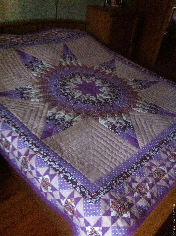 Sozvezdie plaid patchwork, Blankets, Omsk,  Фото №1