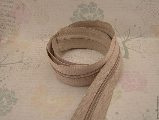 Другие виды рукоделия ручной работы. Ярмарка Мастеров - ручная работа. Купить Молния витая 5 мм рулонная. Handmade.