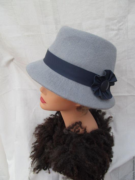 """Шляпы ручной работы. Ярмарка Мастеров - ручная работа. Купить шляпка валяная """"Я уеду жить в Лондон..."""". Handmade."""