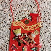 Куклы и игрушки handmade. Livemaster - original item Amulet Happiness in the house. Handmade.
