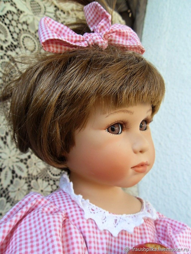 Коллекционные куклы ручной работы. Ярмарка Мастеров - ручная работа. Купить Коллекционная кукла Зая моя, зая от Джей Ли Клифтон. Handmade.
