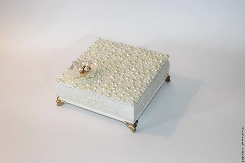 Jewelry box Pearl, Box, Volgograd,  Фото №1