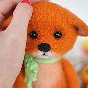 Куклы и игрушки handmade. Livemaster - original item Felt toy: Fox cub. Handmade.